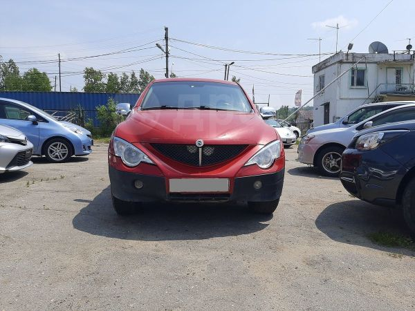 SsangYong Actyon Sports, 2008 год, 315 000 руб.