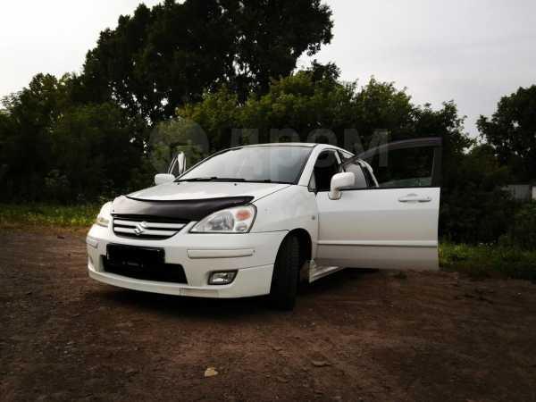 Suzuki Aerio, 2005 год, 255 000 руб.
