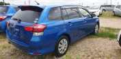 Toyota Corolla Fielder, 2016 год, 715 000 руб.