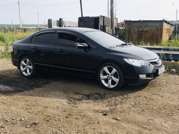 Honda Civic, 2007 год, 470 000 руб.