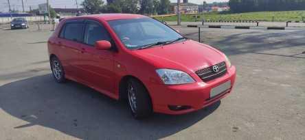 Барнаул Corolla Runx 2003