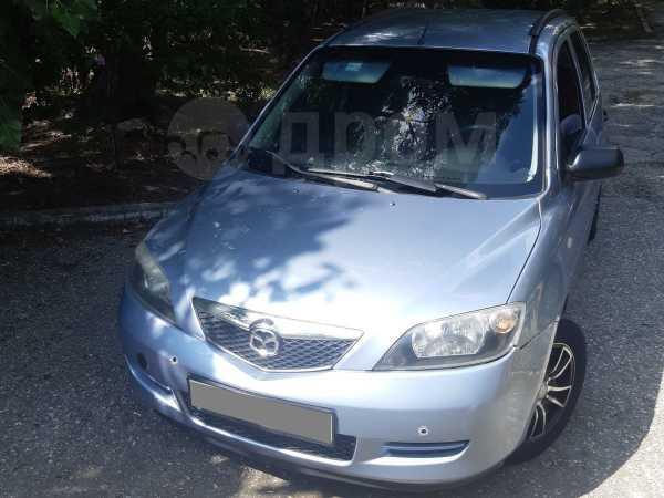 Mazda Mazda2, 2004 год, 215 000 руб.