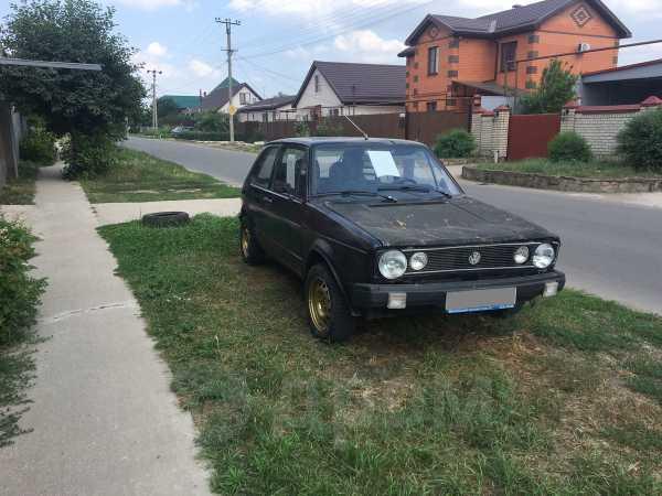 Volkswagen Golf, 1974 год, 40 000 руб.