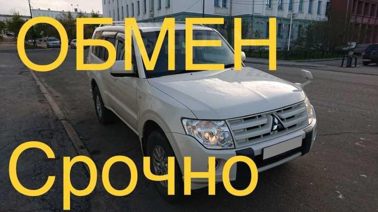 Mitsubishi Pajero, 2011 год, 1 199 999 руб.
