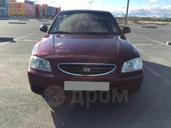 Hyundai Accent, 2007 год, 198 000 руб.