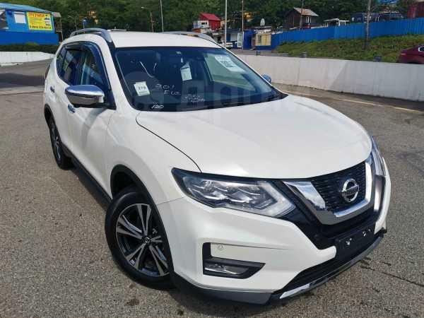 Nissan X-Trail, 2018 год, 1 590 000 руб.