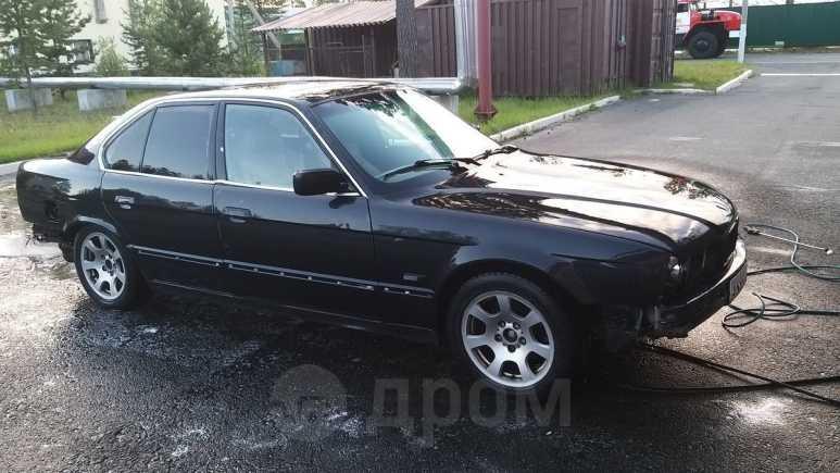 BMW 5-Series, 1995 год, 120 000 руб.