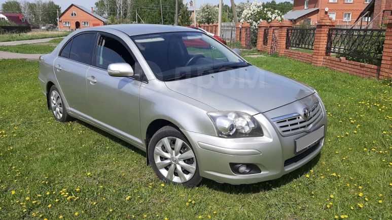 Toyota Avensis, 2006 год, 417 000 руб.