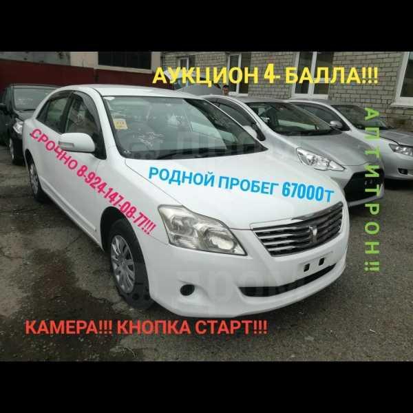 Toyota Premio, 2008 год, 735 000 руб.
