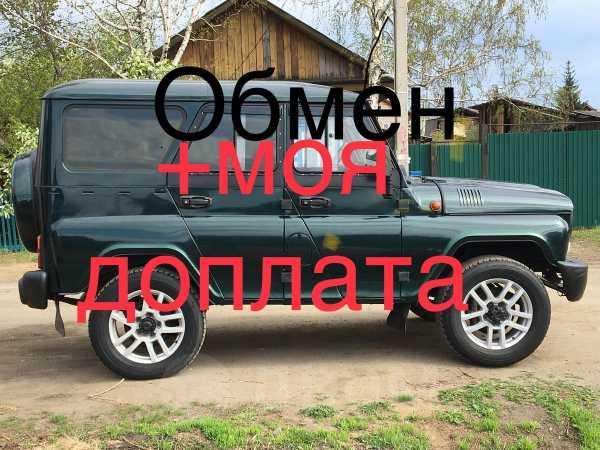 УАЗ Хантер, 2011 год, 467 000 руб.