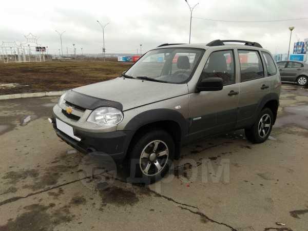 Chevrolet Niva, 2014 год, 307 000 руб.