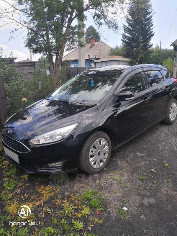 Ford Focus, 2016 год, 680 000 руб.