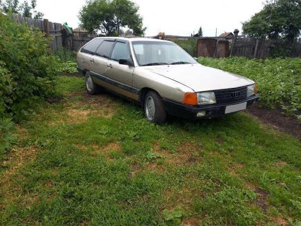 Audi 100, 1983 год, 45 000 руб.