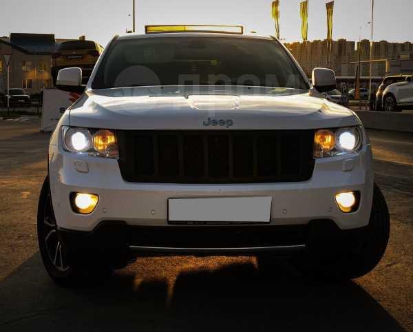 Jeep Grand Cherokee, 2012 год, 1 500 000 руб.