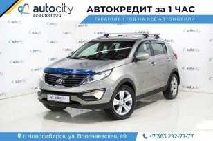 Новосибирск Sportage 2012