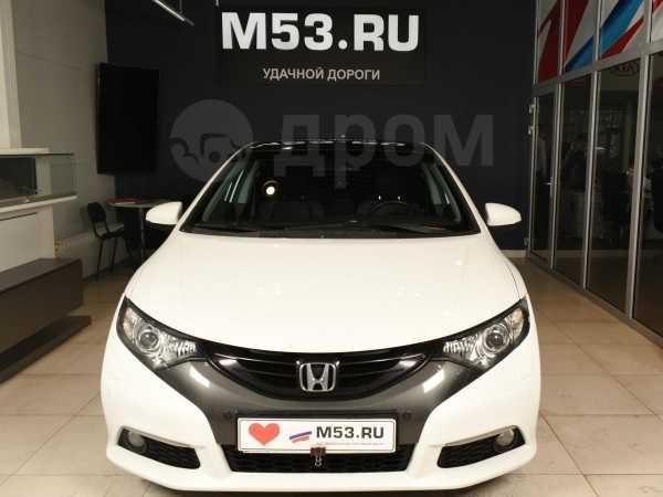 Honda Civic, 2013 год, 930 000 руб.