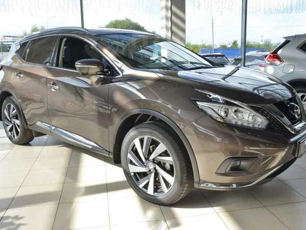 Nissan Murano, 2020 год, 2 756 000 руб.