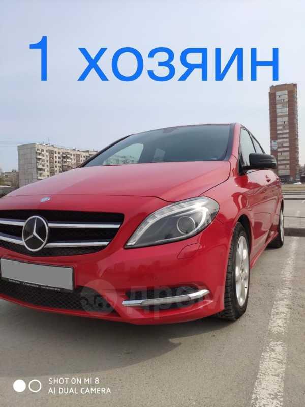Mercedes-Benz B-Class, 2012 год, 700 000 руб.