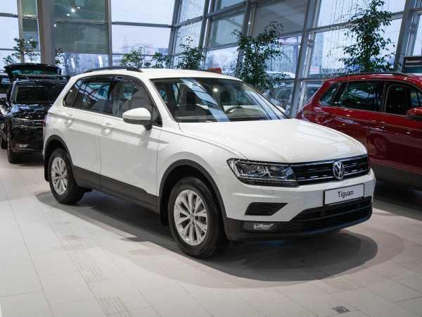 Volkswagen Tiguan, 2020 год, 1 922 000 руб.