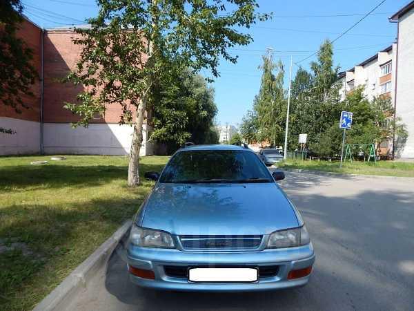 Toyota Caldina, 1996 год, 170 000 руб.