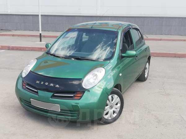 Nissan Micra, 2003 год, 185 000 руб.