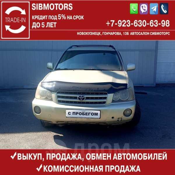 Toyota Highlander, 2001 год, 390 000 руб.