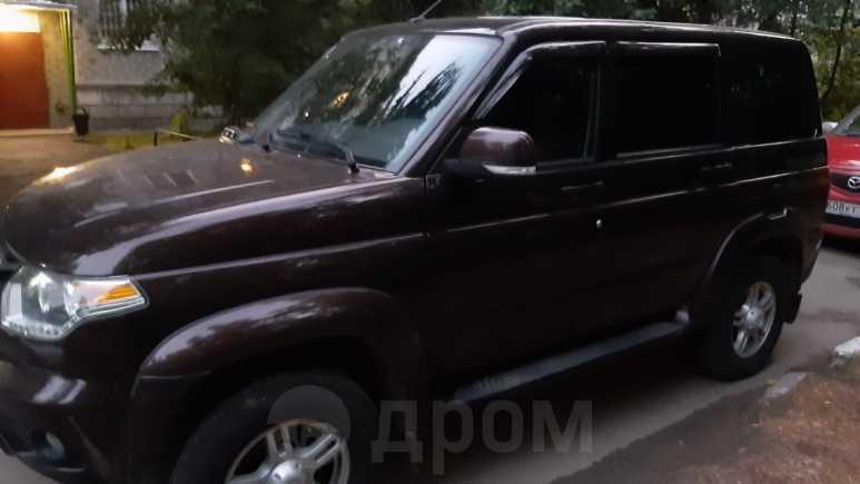 УАЗ Патриот, 2016 год, 570 000 руб.