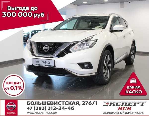 Nissan Murano, 2020 год, 3 214 000 руб.