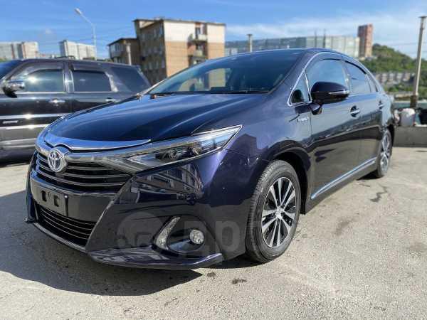 Toyota Sai, 2017 год, 1 489 000 руб.