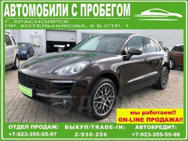 Porsche Macan, 2014 год, 2 199 000 руб.