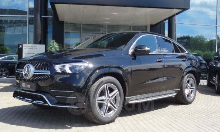 Mercedes-Benz GLE Coupe, 2019 год, 7 910 600 руб.