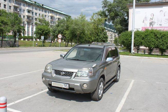 Nissan X-Trail, 2001 год, 500 000 руб.