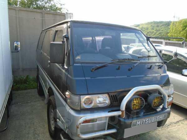 Mitsubishi Delica, 1993 год, 185 000 руб.