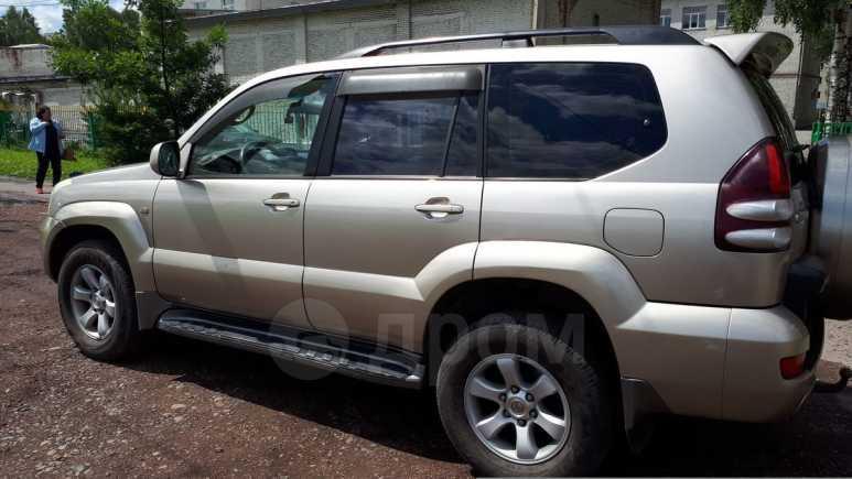 Toyota Land Cruiser Prado, 2004 год, 1 000 000 руб.