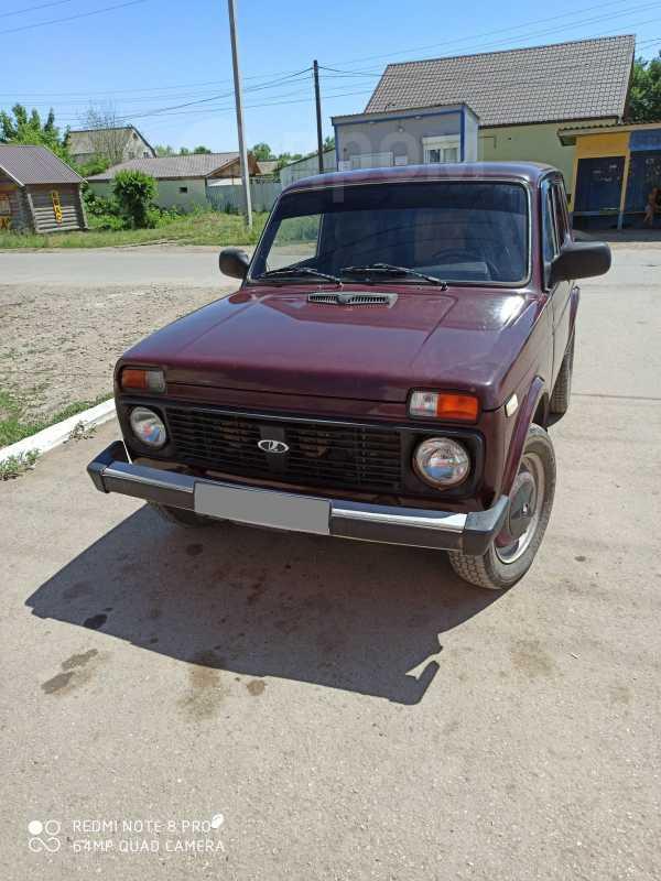 Лада 4x4 2121 Нива, 2010 год, 195 000 руб.