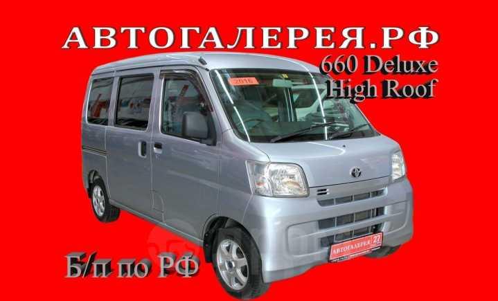 Toyota Pixis Van, 2016 год, 378 000 руб.