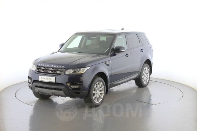 Land Rover Range Rover Sport, 2016 год, 3 040 000 руб.