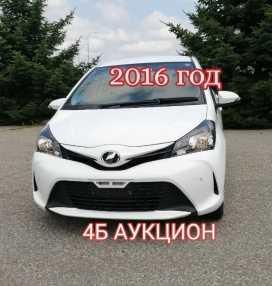 Хабаровск Toyota Vitz 2015