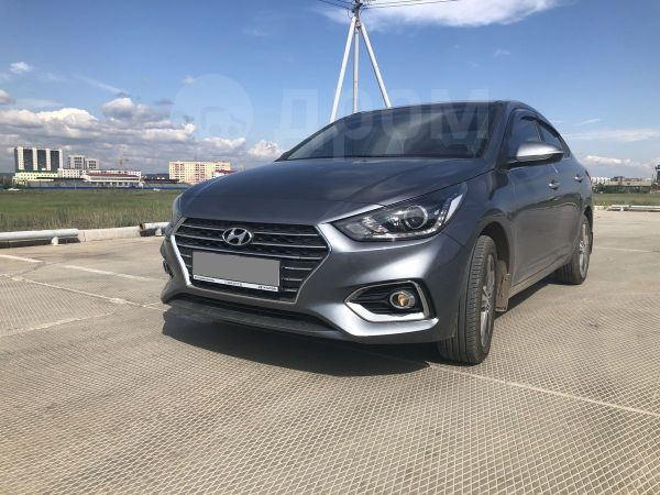 Hyundai Solaris, 2020 год, 1 010 000 руб.
