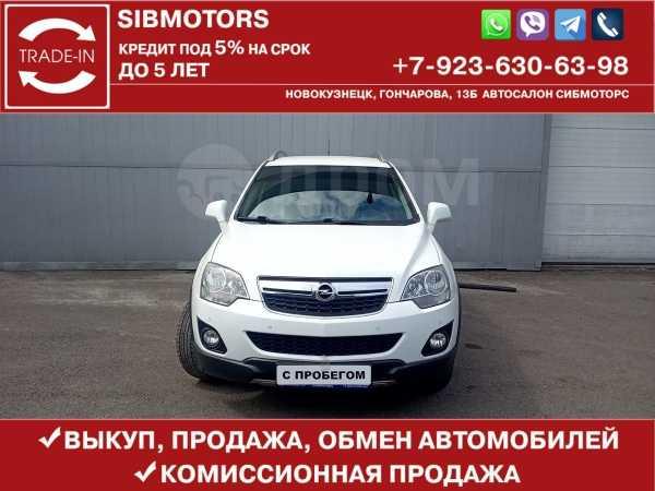 Opel Antara, 2012 год, 590 000 руб.
