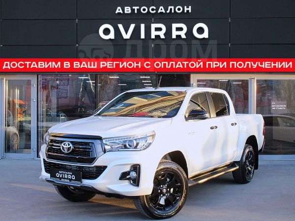 Toyota Hilux Pick Up, 2020 год, 2 858 000 руб.
