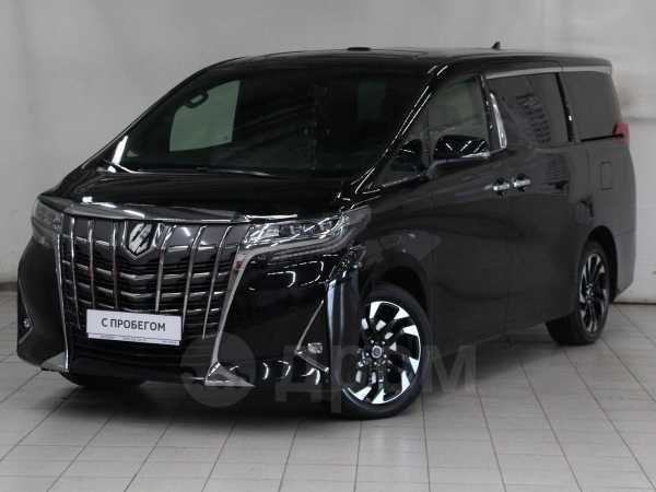 Toyota Alphard, 2019 год, 4 150 000 руб.