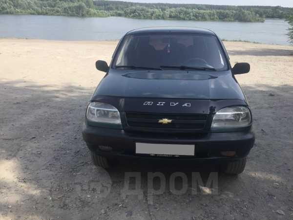 Chevrolet Niva, 2003 год, 210 000 руб.