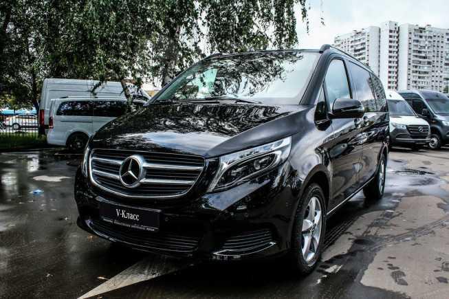 Mercedes-Benz V-Class, 2020 год, 6 812 575 руб.