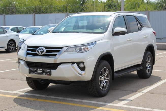 Toyota Fortuner, 2020 год, 2 793 643 руб.