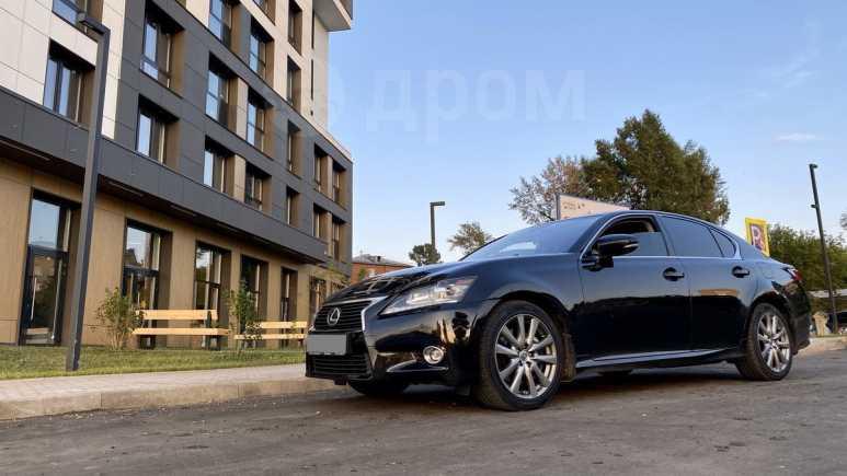 Lexus GS350, 2012 год, 1 530 000 руб.