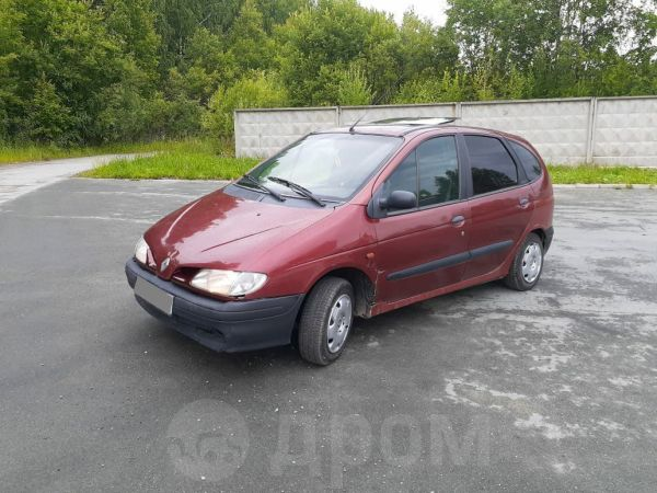 Renault Scenic, 1997 год, 90 000 руб.