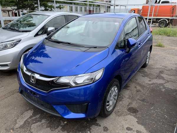 Honda Fit, 2017 год, 670 000 руб.