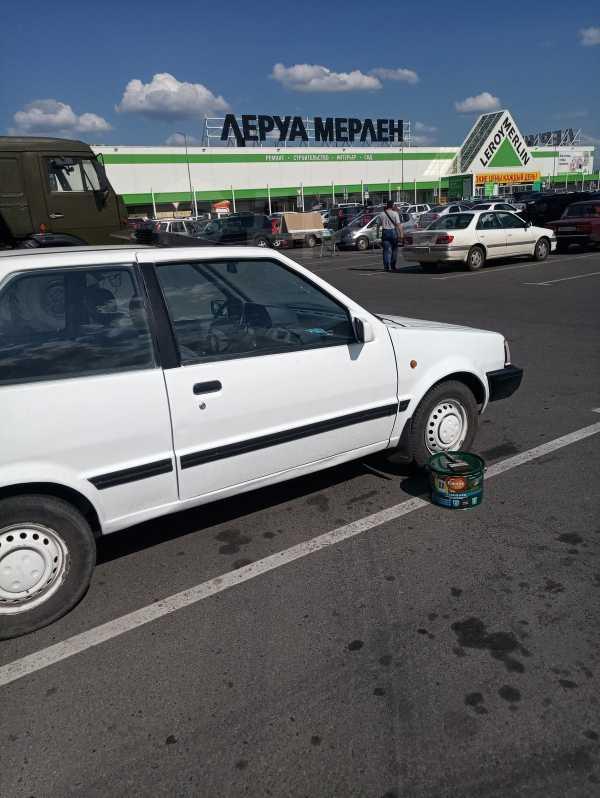 Nissan Micra, 1988 год, 54 000 руб.