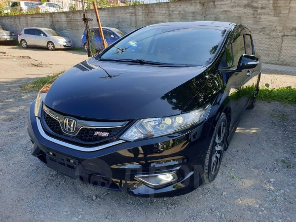 Honda Jade, 2016 год, 999 999 руб.